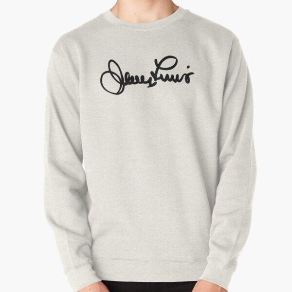 Jerry Lewis autograph Pullover Sweatshirt
