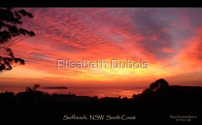 sunrise collection #4 by Elisabeth Dubois
