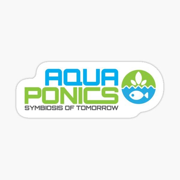 Aquaponics Sticker