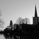 Holy Trinity Church  by Billy Hodgkins