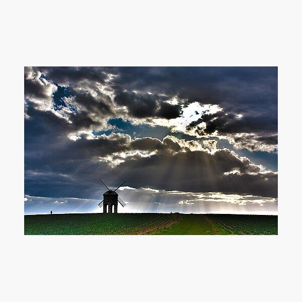 Chesterton Rays Photographic Print