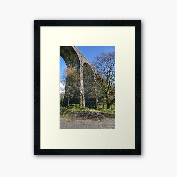 Underneath The Arches  Framed Art Print