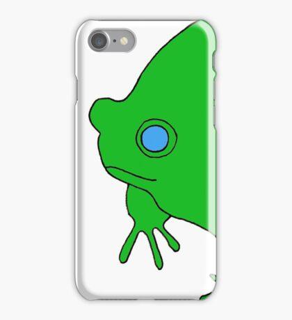 Fat Frog iPhone Case/Skin