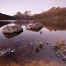 Cradle Mountain Winter Dawn by Nick Skinner