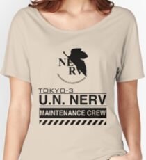 TOKYO-3 NERV  Women's Relaxed Fit T-Shirt