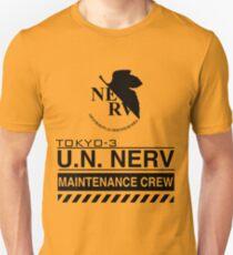 TOKYO-3 NERV Slim Fit T-Shirt