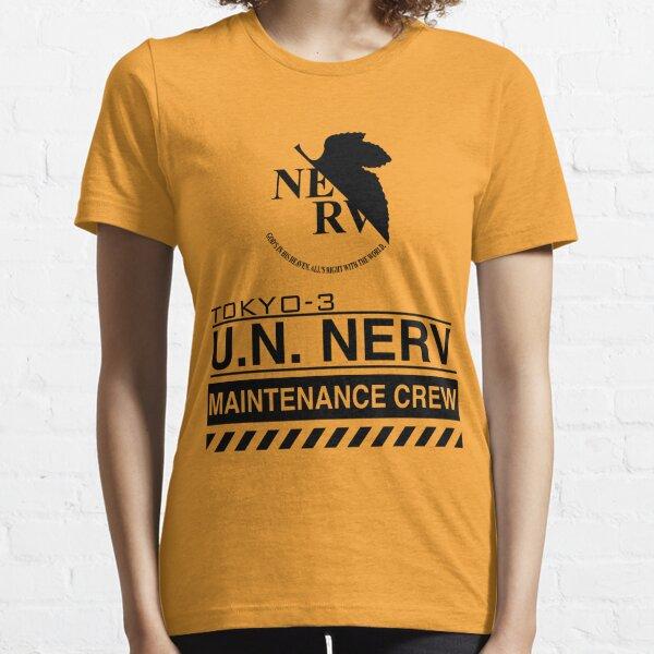 TOKYO-3 NERV  Essential T-Shirt