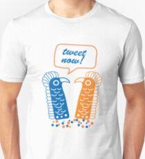 Tweet Bird  Unisex T-Shirt