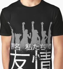 Sign of our friendship Graphic T-Shirt