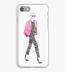 Fashion Blogger iPhone Case/Skin