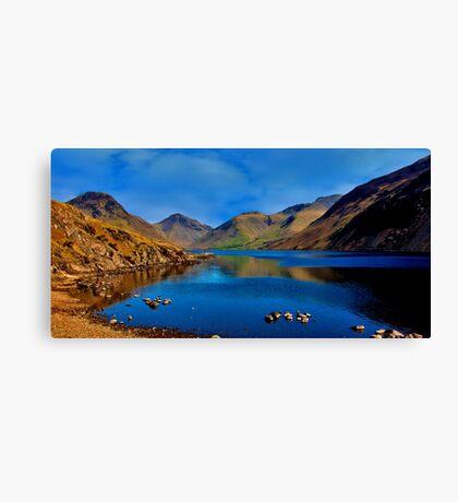 Wastwater Lake District Canvas Print