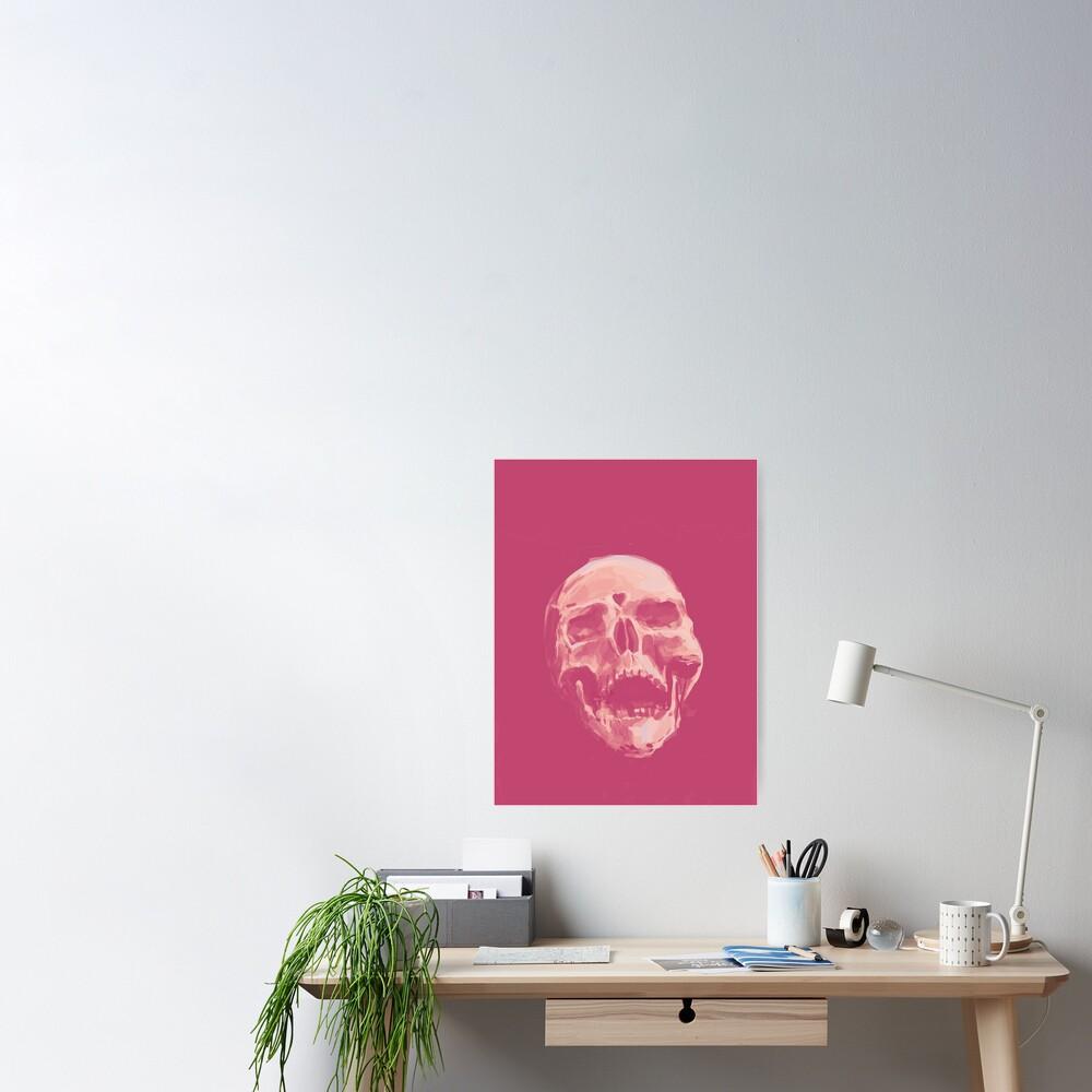 'not a laughing matter' pastel edit Poster