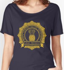 Pineapple Brigade Women's Relaxed Fit T-Shirt