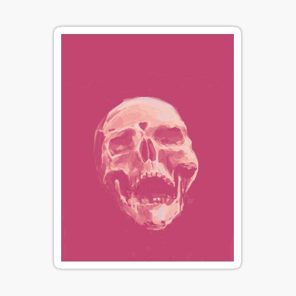 'not a laughing matter' pastel edit Sticker