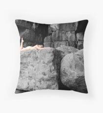 Seacombe No.23 Throw Pillow