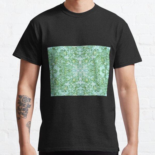 Leaf surface 1- Privet (Ligustrum) Classic T-Shirt