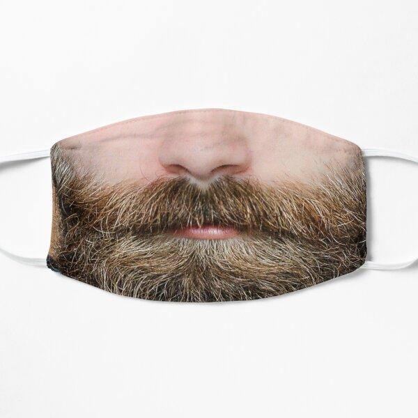 beard Flat Mask