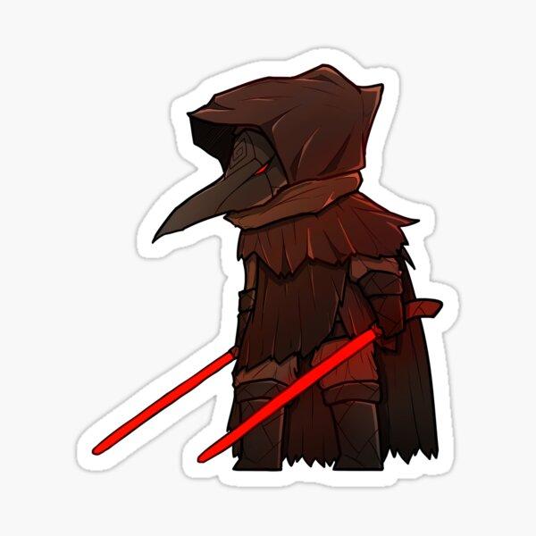 Plague Doctor (sth) Sticker