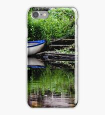 Slip Away iPhone Case/Skin