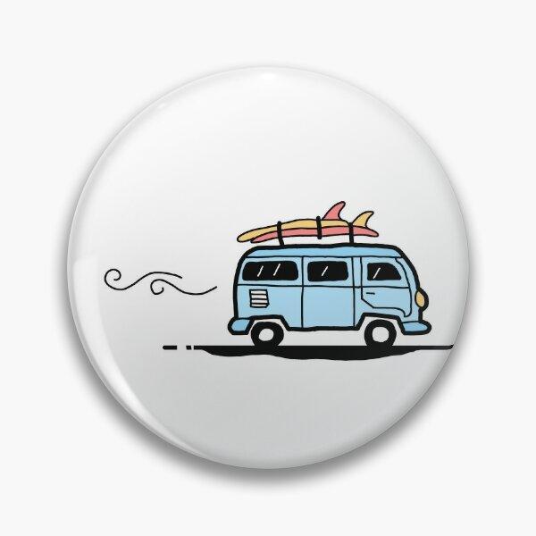 Volkswagen Van Pin