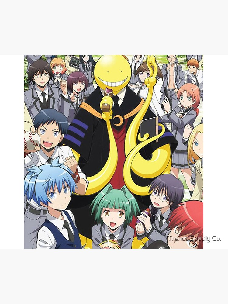 Assassination Classroom by onemisael