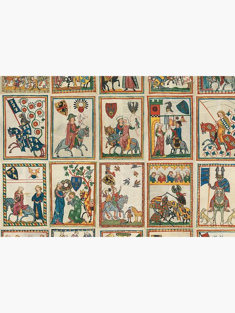 Codex Manesse by AcademieDuello