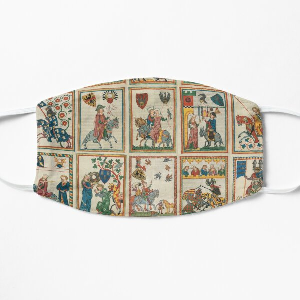 Codex Manesse Flat Mask