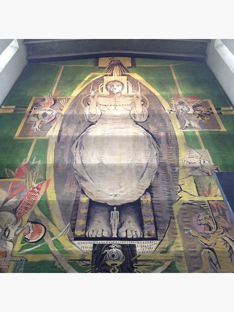 Sutherland tapestry, Coventry Cathedral by robsteadman