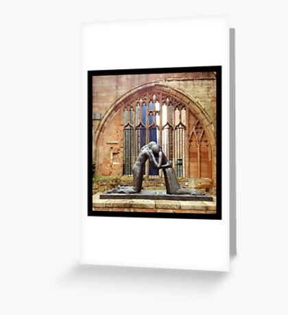 Reconciliation Greeting Card