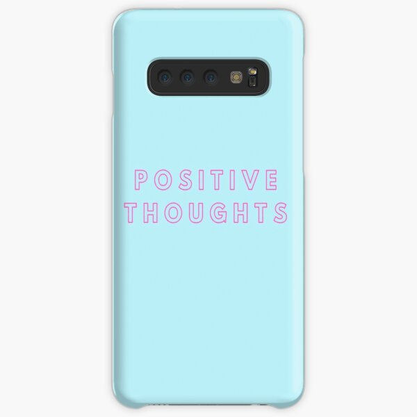 Positive Thoughts Samsung Galaxy Snap Case