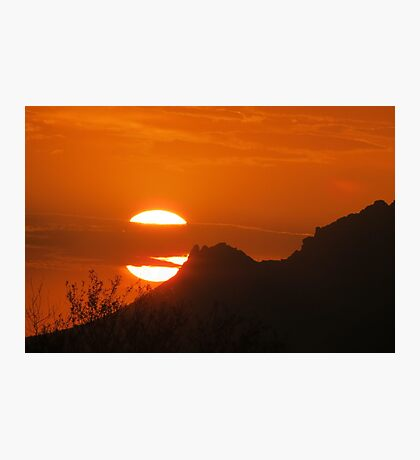 Sunset Splendor  Photographic Print