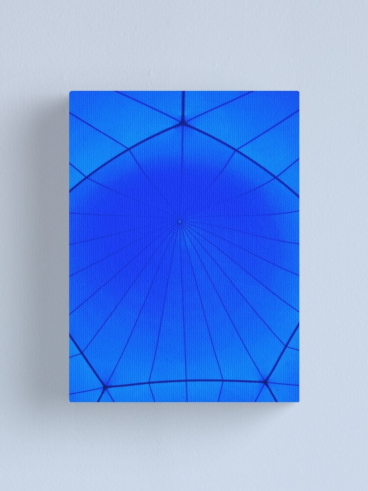 Alternate view of Inside the Luminarium 8 Canvas Print