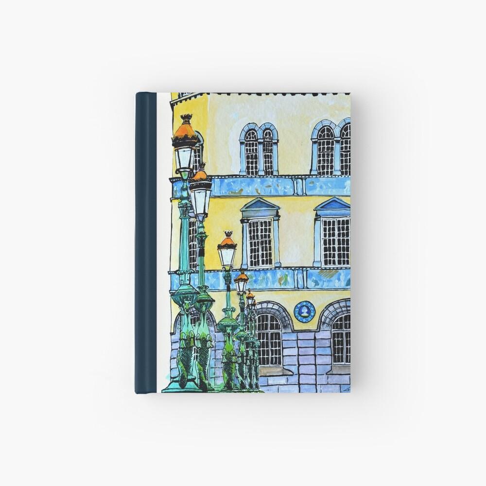 Sunlight Chambers (Dublin, Ireland) Hardcover Journal