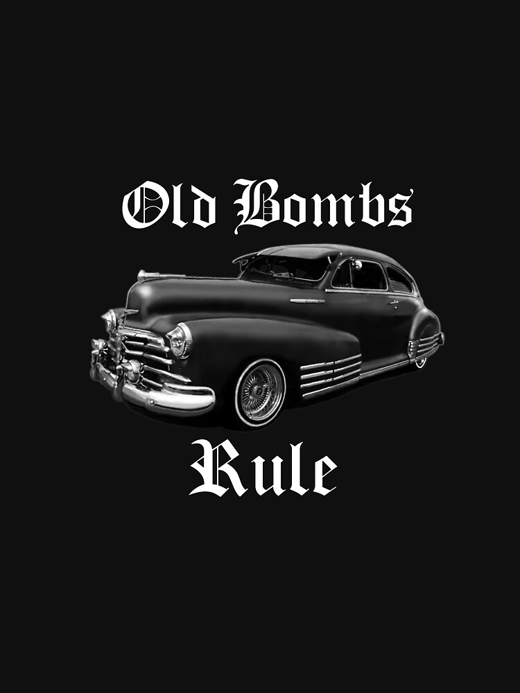 Lowrider Chevy Fleetline Bomb by OldschoolTs