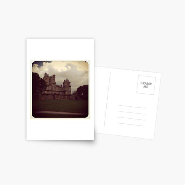 Wollaton Hall, Nottingham Postcard