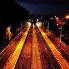 Beeston Rail Station by Robert Steadman