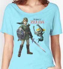 The Legend of Zelda  Women's Relaxed Fit T-Shirt