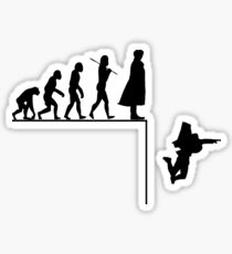 Sherlock Evolution Sticker