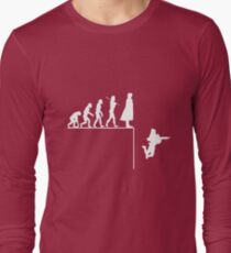 Sherlock Evolution Long Sleeve T-Shirt