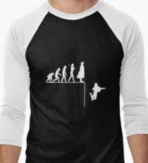 Sherlock Evolution Men's Baseball ¾ T-Shirt