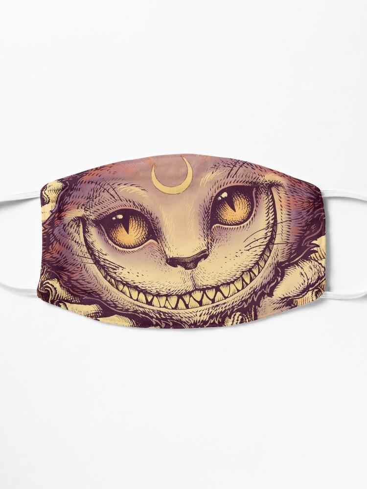 Alternate view of CHESHIRE CAT Mask