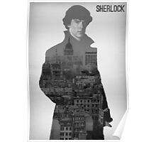 BBC Sherlock Poster  Poster