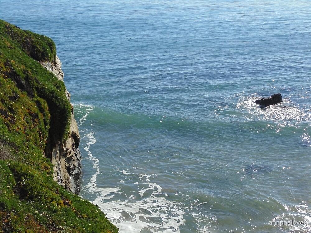 The Sea by annnaalove