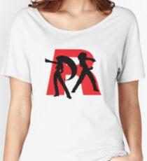 Team Rocket Line art Women's Relaxed Fit T-Shirt