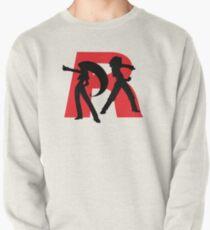 Team Rocket Line art Pullover