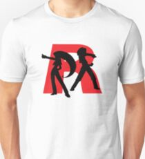 Team Rocket Line art T-Shirt