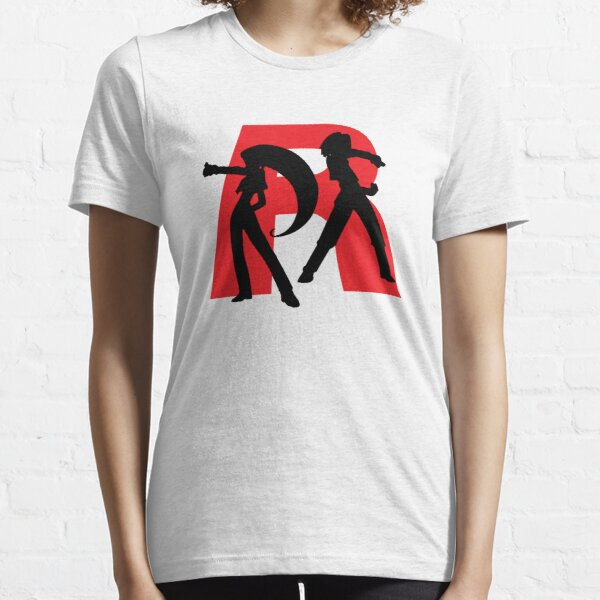 Team Rocket Line art Essential T-Shirt