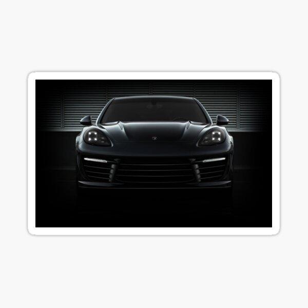 Porsche Panamera tuning Sticker