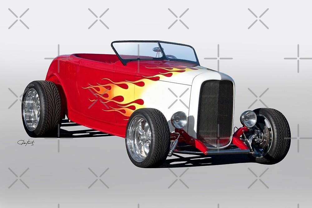 1932 Ford 'Hot Stuff' Roadster by DaveKoontz