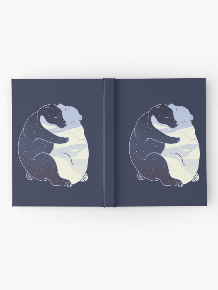 Alternate view of Day and Night Hardcover Journal